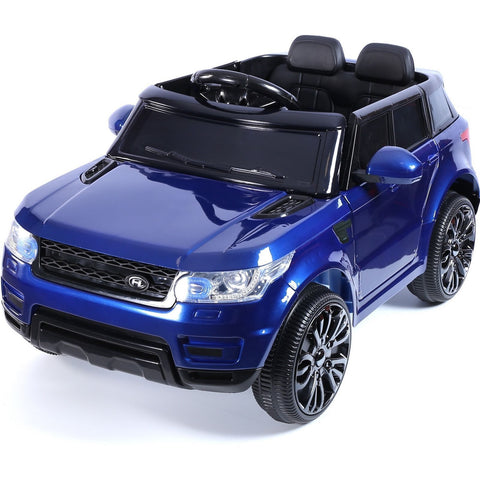 Mini HSE Range Rover Style 12v Child's Ride On Jeep - Blue - EpicStuff