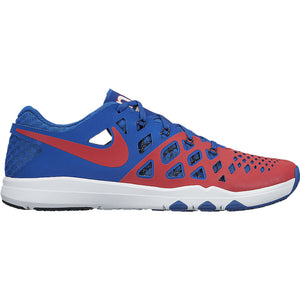 NIKE Train Speed 4 AMP NFL New York Giants Limited Edition Shoes  Gym Red & Rush Blue