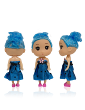 Load image into Gallery viewer, Brush Buddies Kids Toothbrush with Fashion Doll