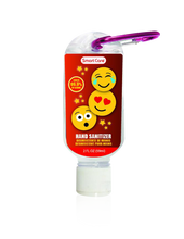 Load image into Gallery viewer, Smart Care Emoji Hand Sanitizer 2 fl oz
