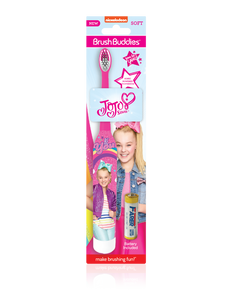 Brush Buddies JoJo Siwa Sonic Powered Toothbrush
