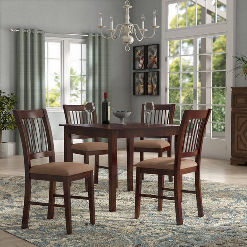 Alcott Hill Cobleskill 5 Piece Dining Set