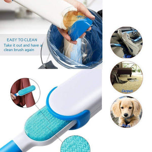 Pet Hair Remover Electrostatic Brush Magic Cleaning Brush Can Be Reused