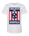 The Nashville Original | White Unisex T-Shirt