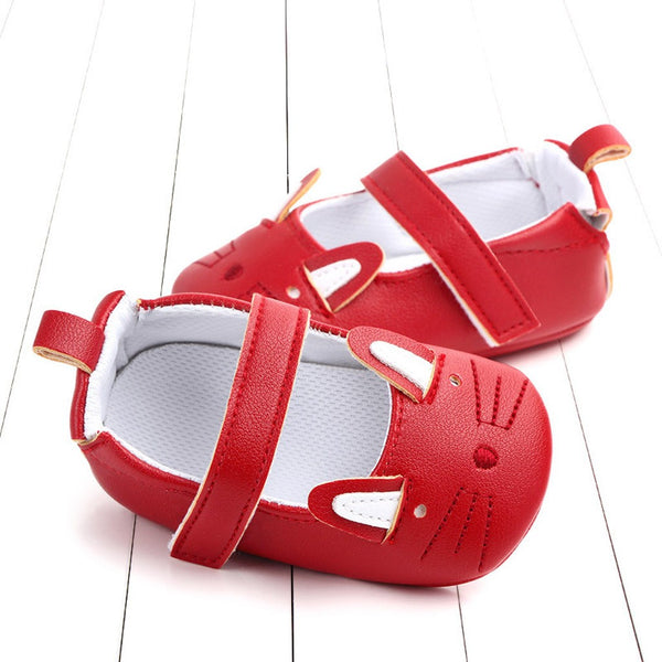Cartoon Cat Casual Shoes