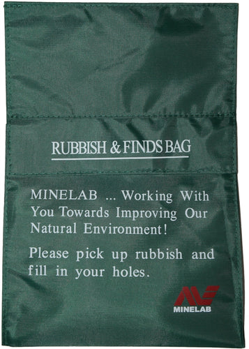 Minelab basic Finds pouch