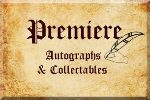 Premiere Autographs and Collectibles