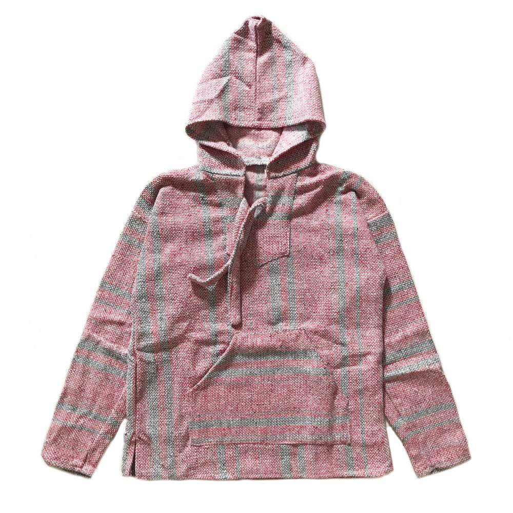 Men's Baja - Small Pink & Grey