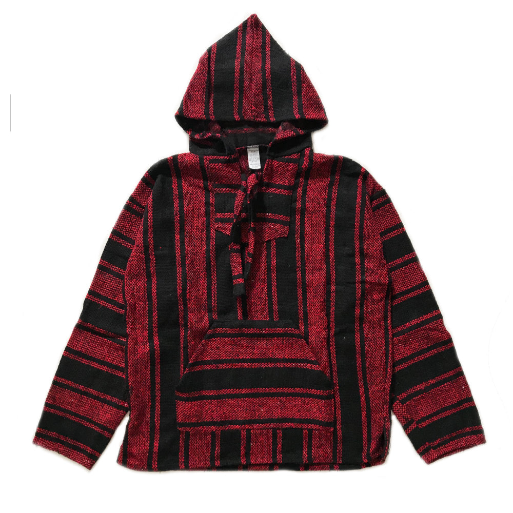 Men's Baja - XLarge Black & Red