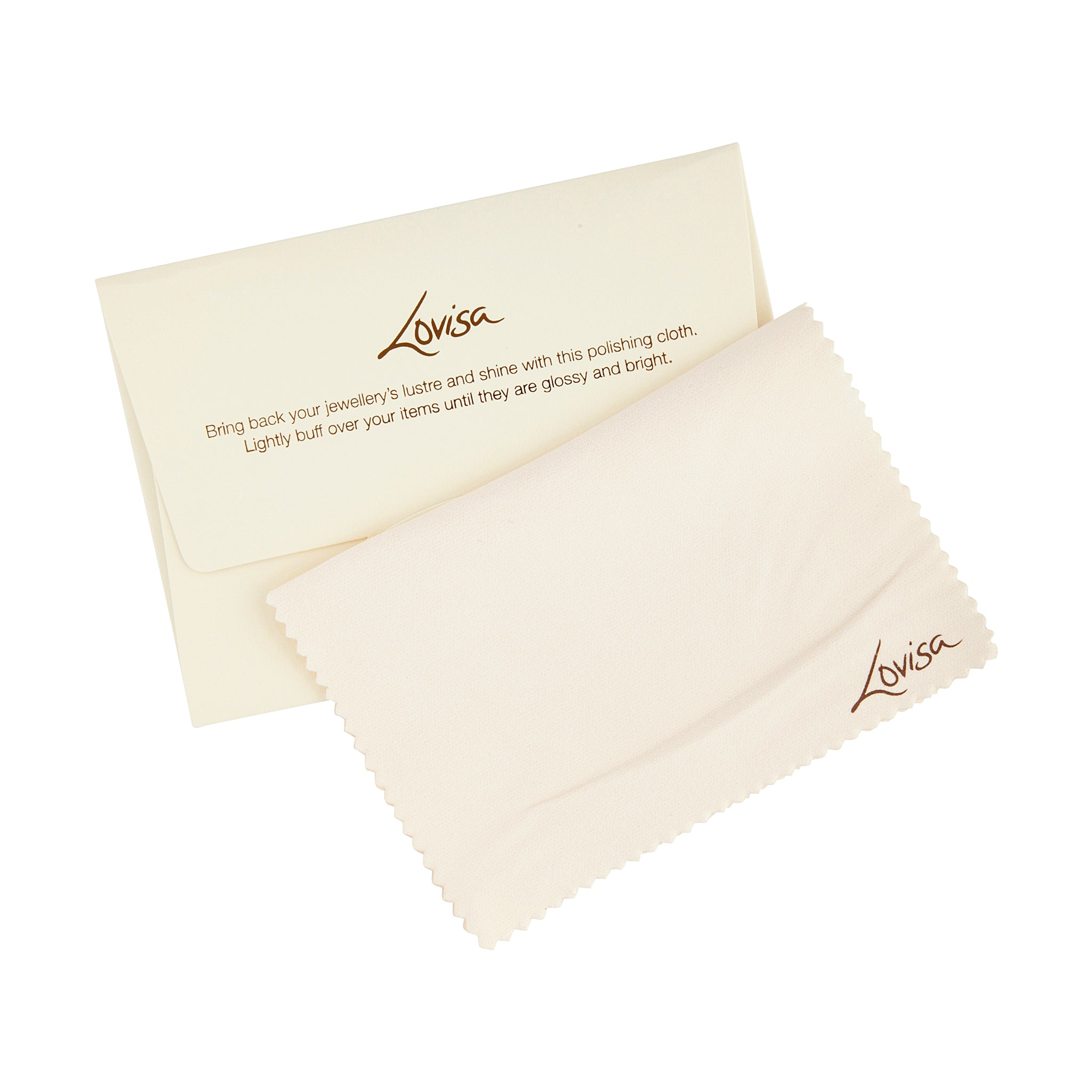 Lovisa Polishing Cloth