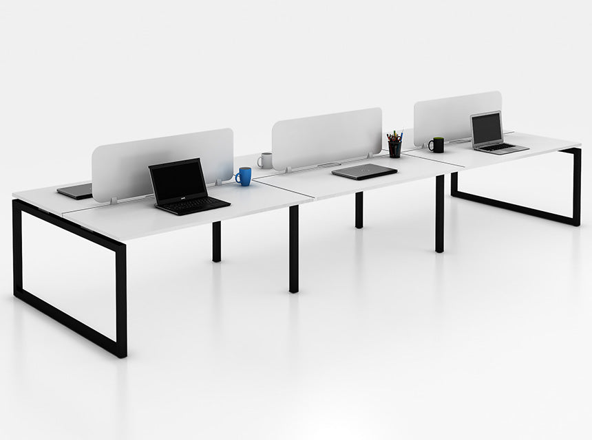 WORKSTATION SYSTEMS IN BLACK