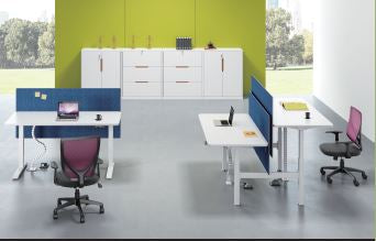 EVEREST ELECTRONIC HEIGHT ADJUSTABLE DESKS AND WORKSTATIONS