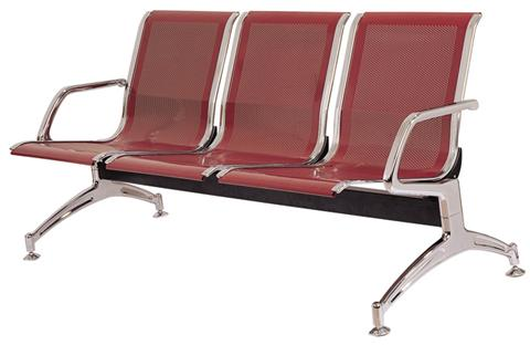 EQ PERFORATED METAL BEAM SEATS