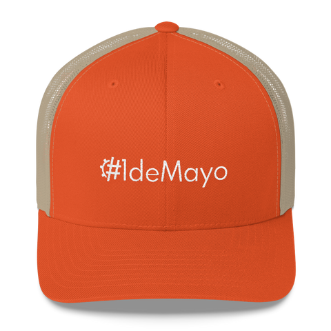 #1deMayo Retro Trucker Hat