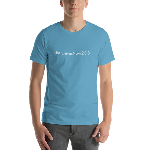 #ArchivesNow2018 Men's T