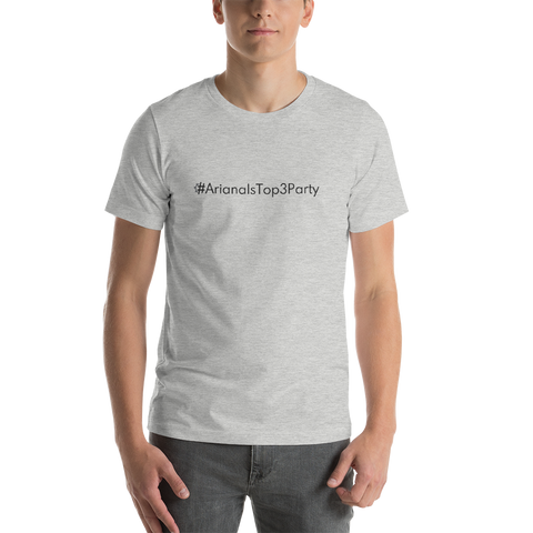 #ArianaIsTop3Party Men's T