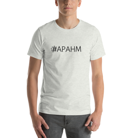 #APAHM Men's T