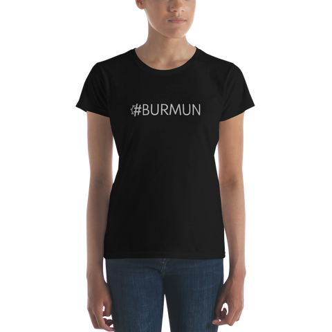 #BURMUN Women's Casual T