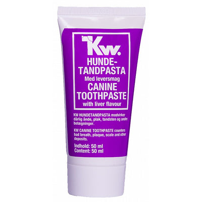 KW TOOTHPASTE 50 ML for Dogs and Cats