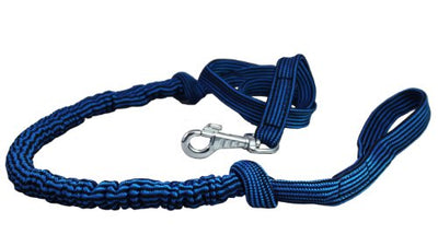 Expandable Bungee Shock Absorbing Dog Leash Large 5ft Long 3/4