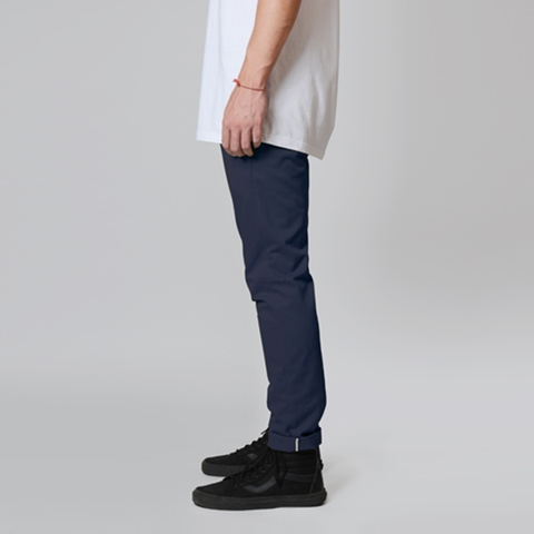 Dickies 811 Skinny Straight Double Knee - Dark Navy