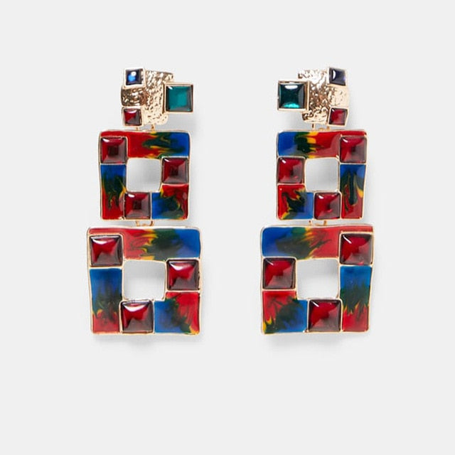 CATHEDRAL EARRINGS