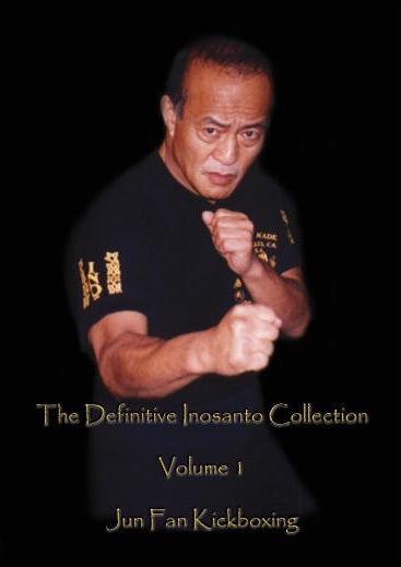 Inosanto - Definitive Collection - Volume 1 - VHS