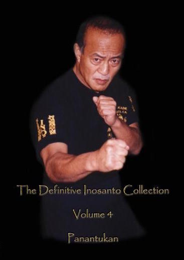 Inosanto - Definitive Collection - Volume 4 - VHS