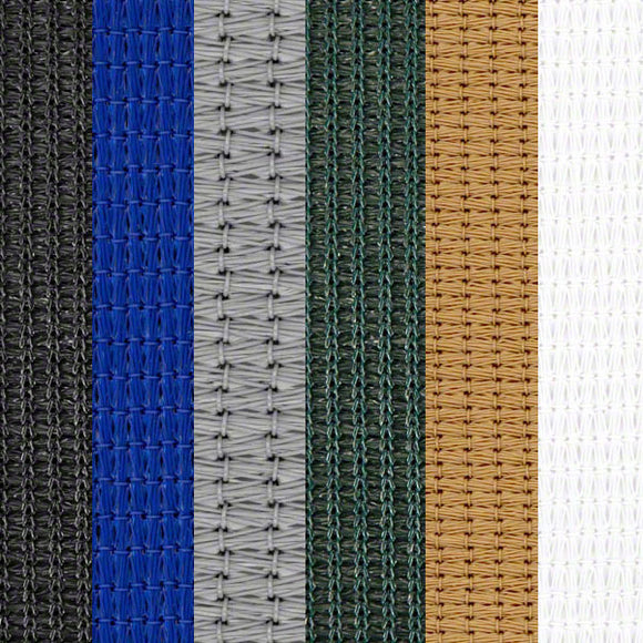 Sigman Sun Shade Mesh Fabric Sample - 86% Shade