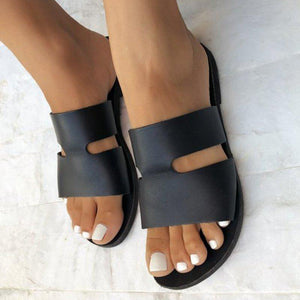 Women Summer Shoes Slides Slip-On Sandals