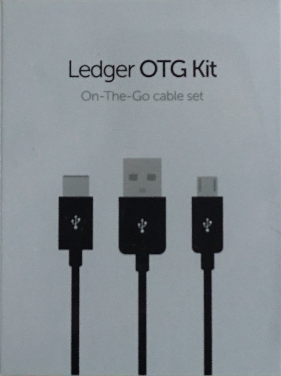 On The Go Cable Kit - OTG Kit Ledger