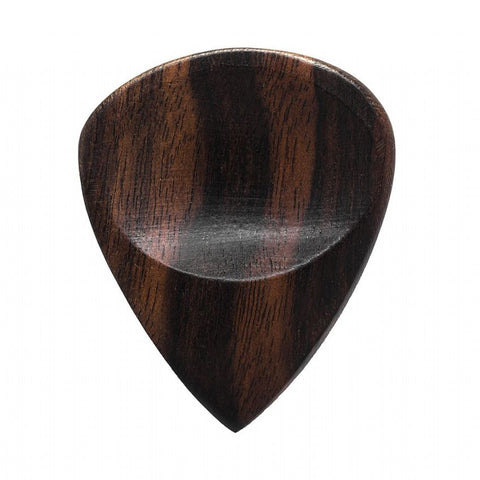 Timber Tones Groovy African Ebony 1 Guitar Pick