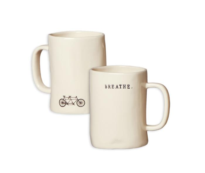 Bike Mugs (Set of 4)