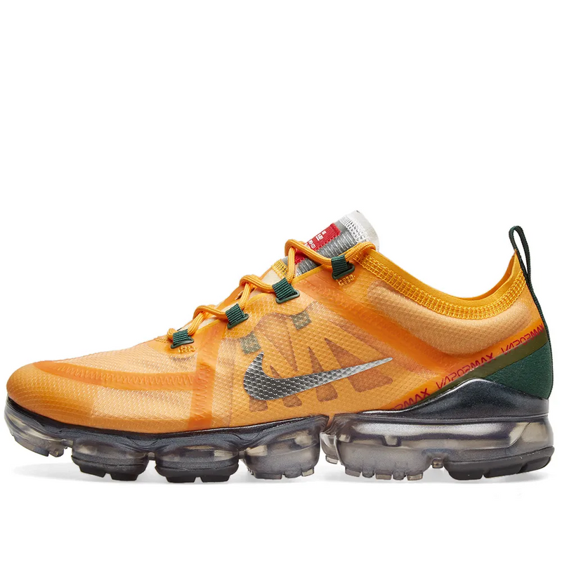 Nike Air Max Vapormax 2019 - Gold/Silver/Orange/Red - Workout Crew Athletic Online