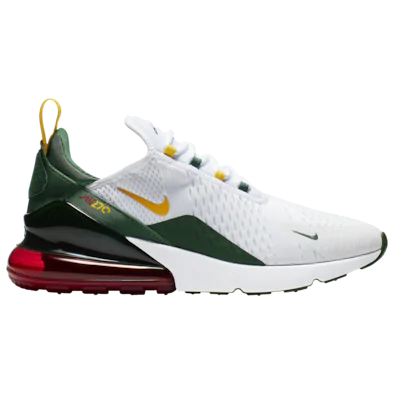 Nike Air Max 270 - White/City Pride Seattle - Workout Crew Athletic Online