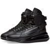 Nike Air Max 720 Saturn - Black & Grey - Workout Crew Athletic Online