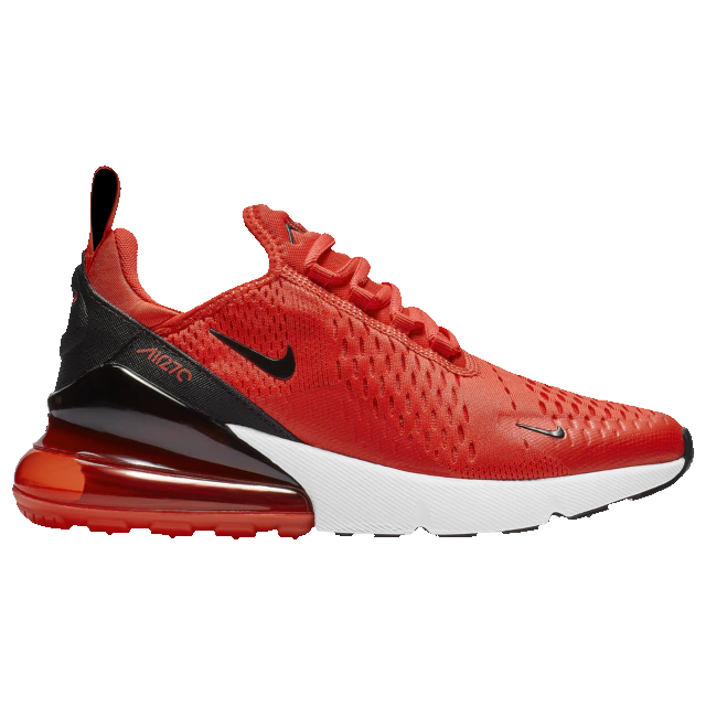 Nike Women's Air Max 270 - Red - Workout Crew Athletic Online