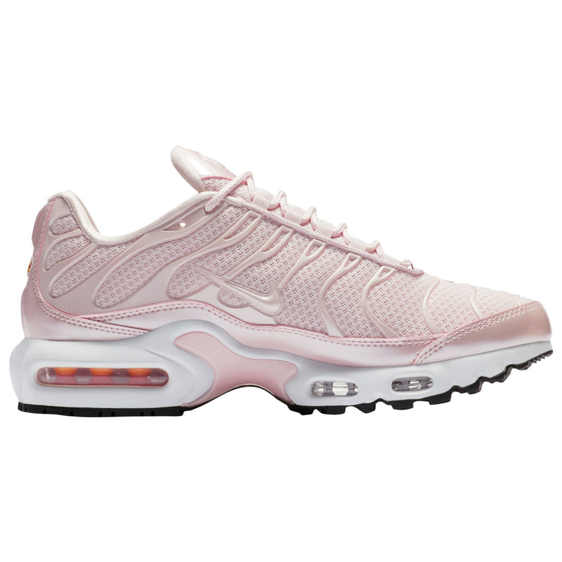 Nike Women's Air Max Plus Barely Rose/Barely Rose/Black - Workout Crew Athletic Online