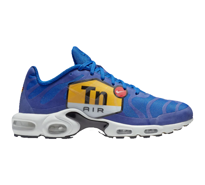 Nike Air Max Plus NS GPX SP - Hyper Blue Big Logo Pack - Workout Crew Athletic Online