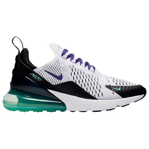 Nike Women's Air Max 270 White/Court Purple/Menta/Black - Workout Crew Athletic Online