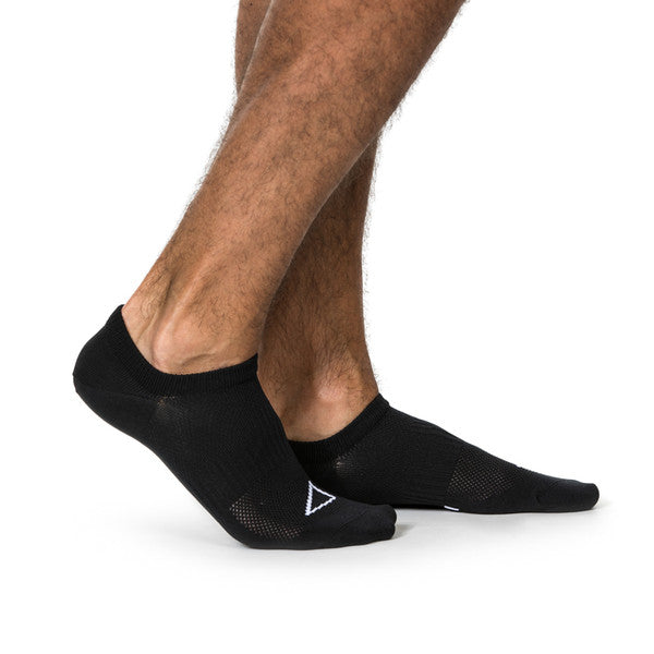 SQD Athletica - Lo Cut Sock Black - 8/12 - Workout Crew Athletic Online