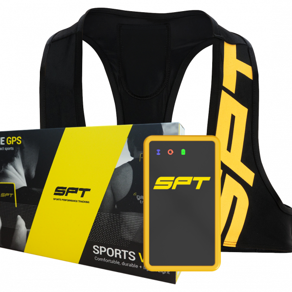 SPT 2Pack GPS & Vest Performance Tracker - Workout Crew Athletic Online