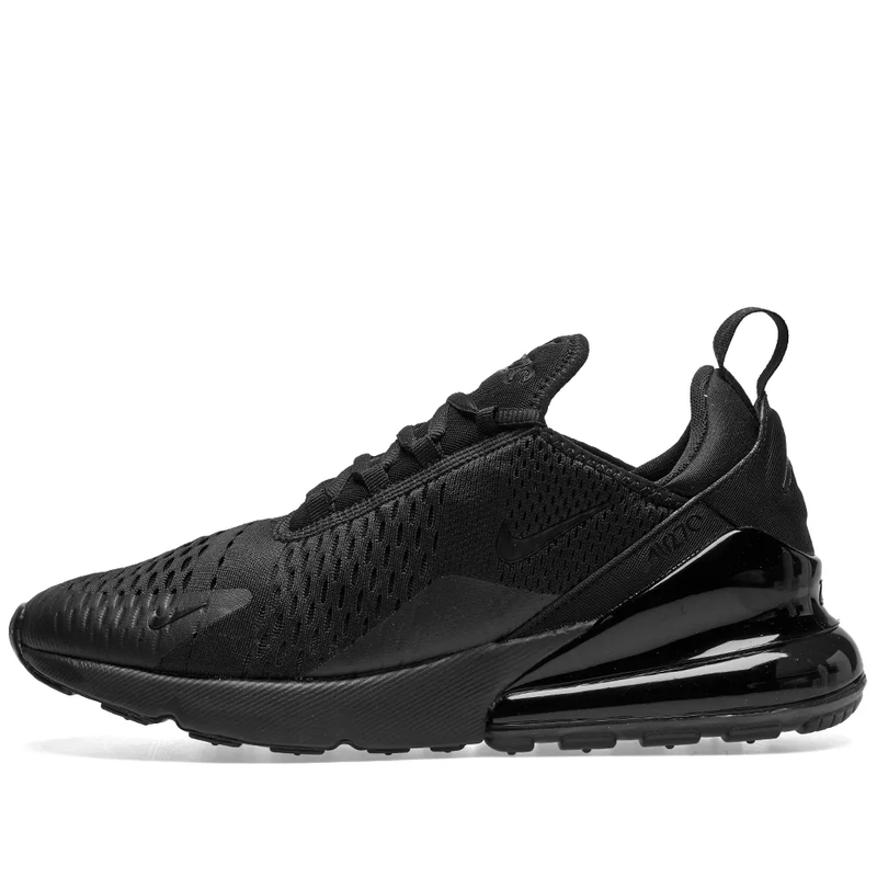 Nike Air Max 270 - Black - Workout Crew Athletic Online