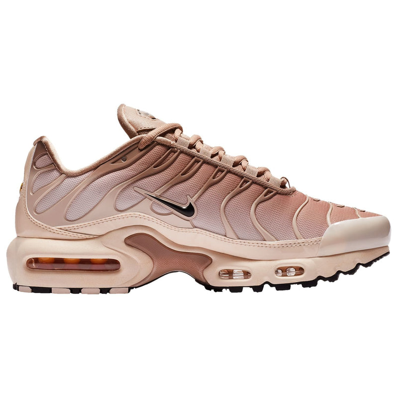 Nike Women's Air Max Plus Guava Ice/Particle  Beige/Desert Dust/Black - Workout Crew Athletic Online