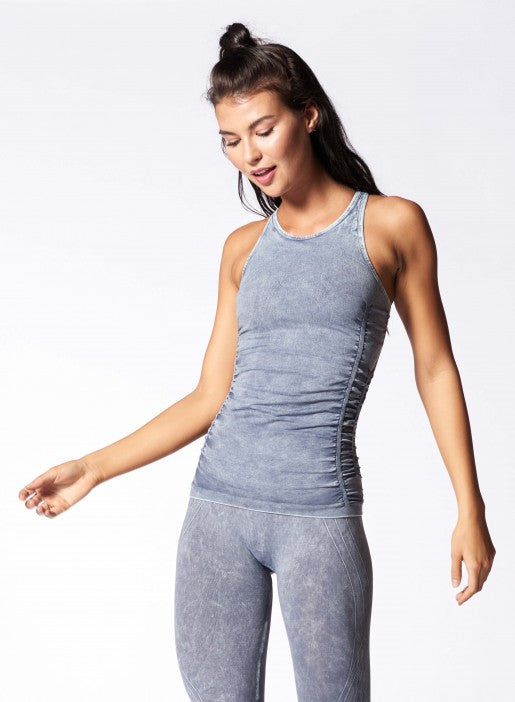 NUX Spellbound Cami - Mineral Dusk - Workout Crew Athletic Online