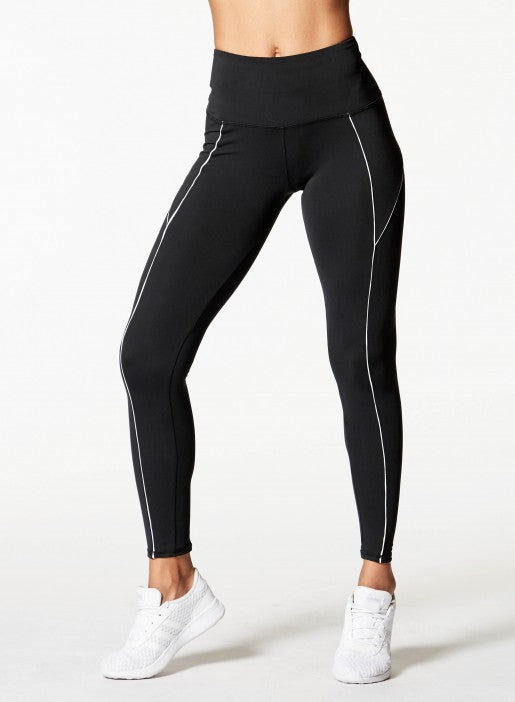 NUX The Balance Crop - Black - Workout Crew Athletic Online