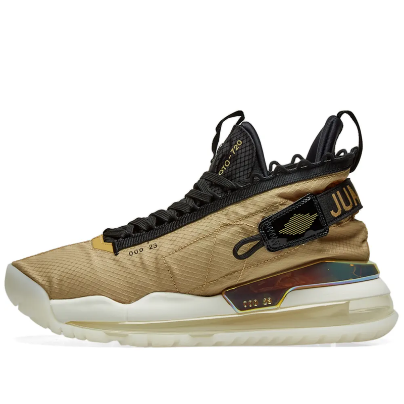 Air Jordan Proto-Max 720 - Club Gold / Blk - Workout Crew Athletic Online