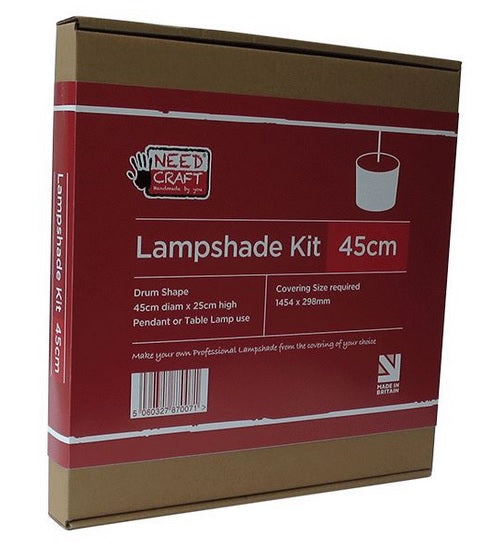 Lampshade Making Kit - 45cm