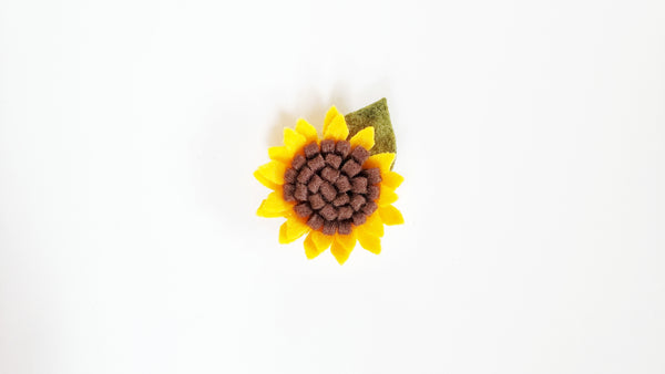 Itty Bitty Sunflower
