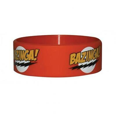 Bazinga red wristband